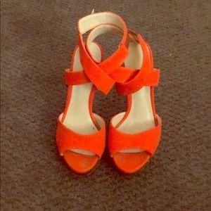 🧡 Strappy Heels 🧡